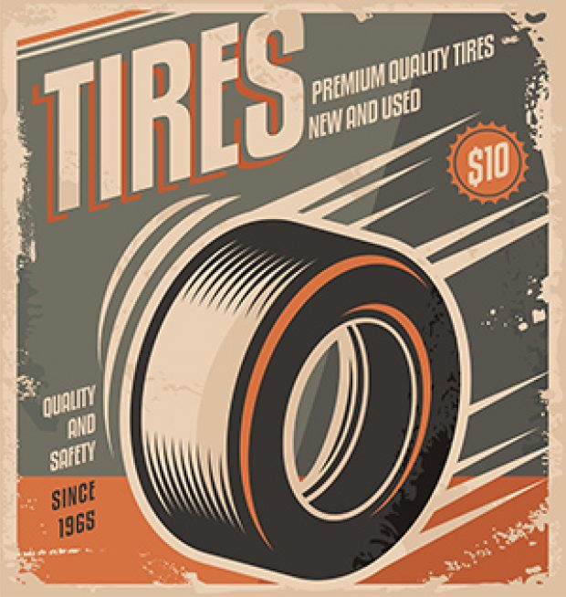 Increase Tire Sales … Not Carrying Costs
