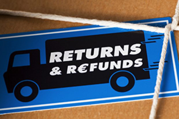 Return policies are crucial for your online parts business