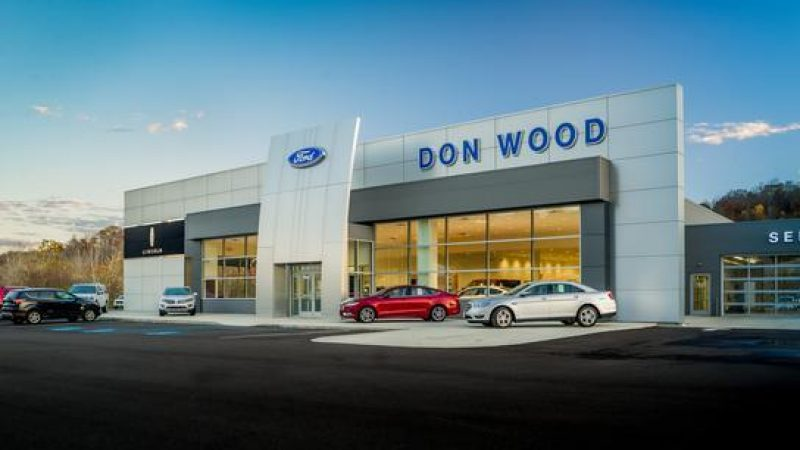 Don Wood Ford