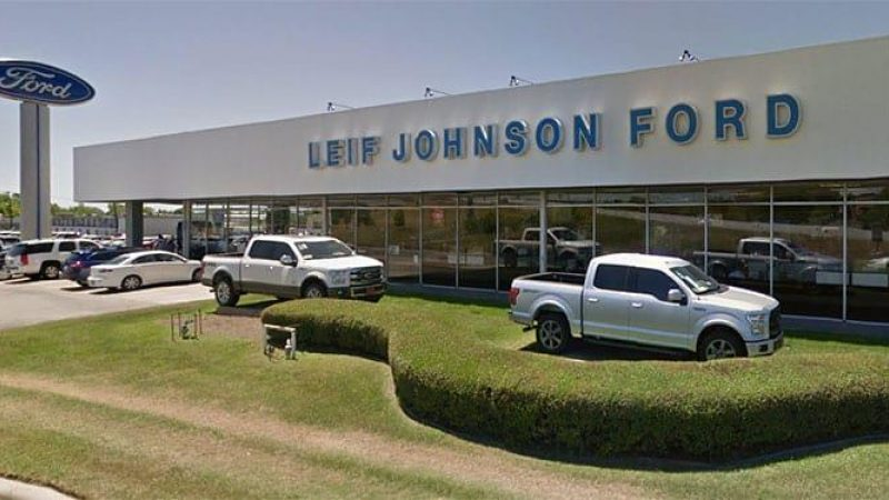 Leif Johnson Ford