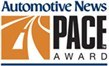 Pace Award Finalist Badge