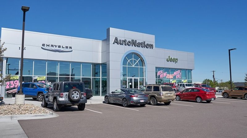 Autonation CDJR Colorado