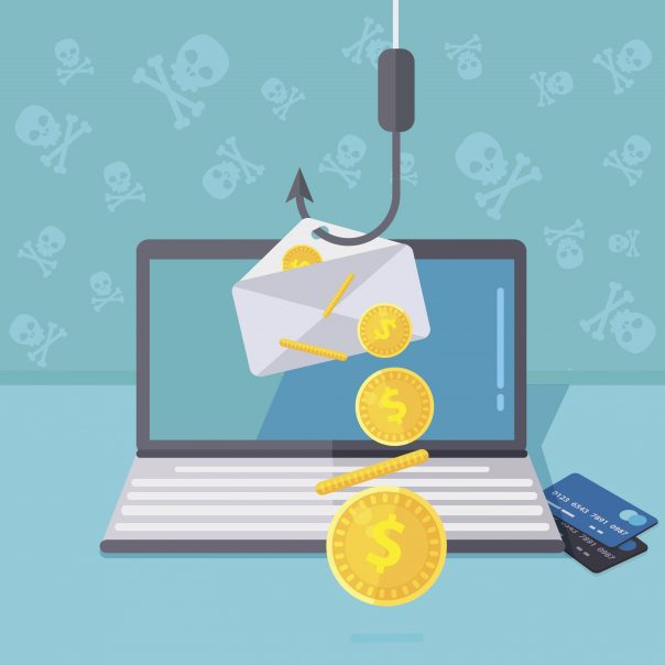 Gone Phishing: Is your company data secure?