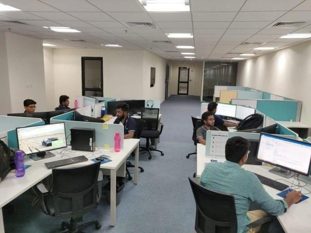 Chennai One Office 11